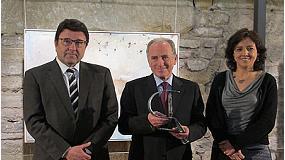 Foto de Jaume Blancafort recibe la Llonganissa d'Or