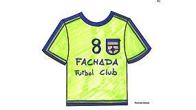 Foto de Fachada Fútbol Club: Jugando en equipo