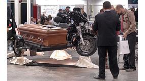 Foto de Todo listo para la gran cita funeraria espa�ola