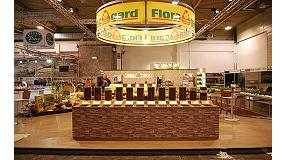 Foto de Floragard presentó sus innovadores productos en IPM