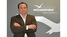 Foto de Entrevista a Luis Navas, consejero delegado de Mecanotubo