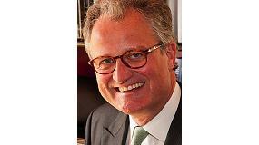 Foto de Klaus F. Jaenecke, candidato propuesto para la presidencia de Hansgrohe