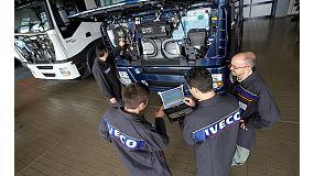 Foto de CNH Industrial Parts & Service ha formado ya a m�s de 2.200 empleados de la red a trav�s de cursos online