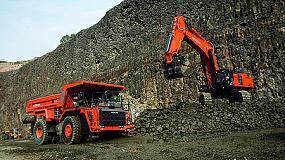 Foto de Hitachi Construction Machinery (Europe) tendrá una destacada presencia en Intermat 2015