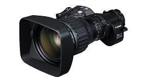 Foto de Canon HJ24ex7.5B, nuevo objetivo para producción de televisión
