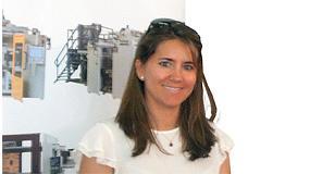 Foto de Entrevista a Patricia Mateu, responsable del dpto. de exportación de Mateu & Solé