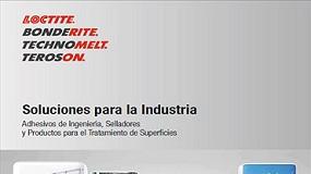 Foto de Henkel presenta la 3� edici�n de su �Cat�logo de Soluciones para la Industria�