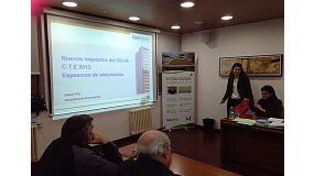 Foto de Knauf Insulation participa en dos jornadas sobre eficiencia energética