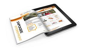 Foto de Ampliar la oferta de impresión con servicios web complementarios