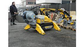 Picture of Anzeve lanza la versi�n nuclear de los robots Brokk 100 y Brokk 160