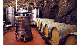 Foto de Ribeiro, en el F�rum Internacional de vinos atl�nticos �Atlante Wine Forum�