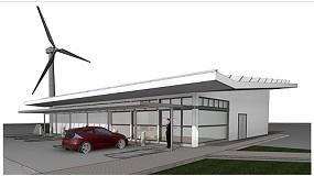 Picture of Factory Microgrid impulsa las energ�as renovables y la eficiencia energ�tica en la galer�a de la innovaci�n de Genera 2015