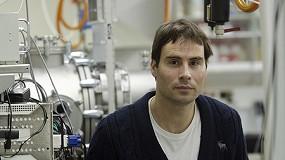 Picture of Emilio J. Cocinero, investigador de la UPV/EHU, recibir� el prestigioso premio Flygare por su trayectoria