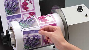 Foto de La impresora de etiquetas a color de Primera LX900e a�ade la opci�n de tinta pigmentada