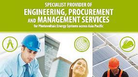 Fotografia de Proinso suministra 5 MW para un proyecto en Filipinas y presenta su nuevo programa para el Sudeste Asi�tico