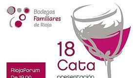 Fotografia de XVIII Cata Presentaci�n A�ada de Bodegas Familiares de Rioja
