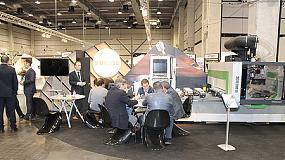 Foto de Biesse exhibe en Maderalia Selección su centro de trabajo Rover K