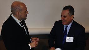 Foto de La AEC y el Ministro de Obras Públicas de Arabia Saudí escenifican la ratificación del acuerdo suscrito el pasado enero