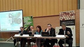 Fotografia de Se presenta en Enomaq el Proyecto �Cadena de valor del tap�n de corcho con certificaci�n PEFC�