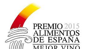 Fotografia de El Ministerio de Agricultura, Alimentaci�n y Medio Ambiente convoca el Premio Alimentos de Espa�a al Mejor Vino de 2015