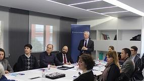 Foto de La Fundaci�n Bertelsmann eval�a el retorno de la inversi�n en formaci�n profesional dual en el sector qu�mico en la sede de la AEQT