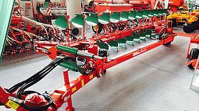 Fotografia de Ovlac aprovecha Agraria 2015 para presentar su nueva versi�n semisuspendida de arados Mini