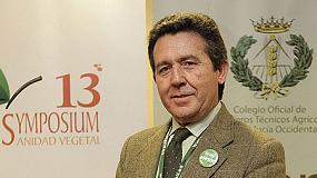 Fotografia de Entrevista a Antonio Vergel, presidente del COITAND