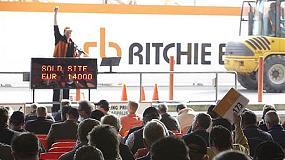Foto de Ritchie Bros. celebra los d�as 12 y 13 de marzo su primera subasta del 2015 en Espa�a