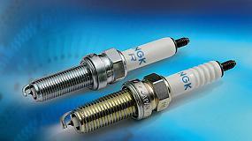 Picture of NGK Spark Plug Europe sigue siendo proveedor buj�a exclusiva para los poderosos motores KTM