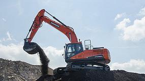 Foto de La excavadora Doosan DX255LC-5, un nuevo referente en Fase IV
