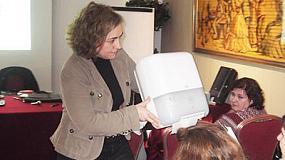 Foto de Tork y Asego celebran una conferencia sobre la celulosa y el reciclado de productos en hostelería