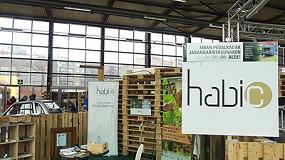 Picture of La presencia de las empresas vascas en la feria Berdeago sirve para concienciar de la utilidad de la madera