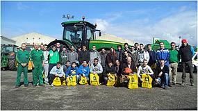 Foto de Quiles Maquinaria Agrícola S.L.U, concesionario oficial de John Deere, apuesta por la Formación Profesional de los jóvenes