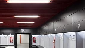 Foto de Suelos de seguridad Altro en el nuevo Estadio de San Mamés