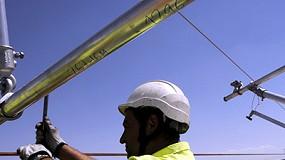Foto de Adif invierte 6,9 M� en el mantenimiento de la electrificaci�n de las l�neas Valladolid-Le�n y Venta de Ba�os-Burgos