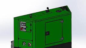 Picture of Pramac lanza su generador �Mochila� para contenedores Reefer