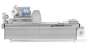 Foto de Nueva termoformadora R 105 MultiFresh de Multivac