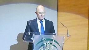 Picture of El gobierno andaluz premia a Smurfit Kappa Meng�bar con la Bandera de Andaluc�a en Ja�n