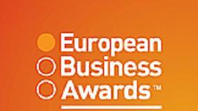 Foto de Tomra, en la final de los prestigiosos European Business Awards