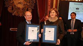 Foto de El Ayuntamiento de Bilbao obtiene la certificación UNE 178301 de Aenor en materia de Open Data y Ciudades Inteligentes