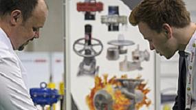Foto de Se presenta Pumps & Valves y Maintenance con cerca de 200 firmas expositoras