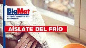 Fotografia de El �ltimo folleto de BigMat incluye una amplia gama de aislantes t�rmicos y ac�sticos