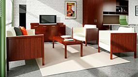 Picture of Fabricante de muebles cambia al sistema de recubrimiento libre de formaldehido de Azkonobel