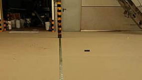 Foto de Lotum presenta las juntas metálicas Herkules ER20 para pavimentos