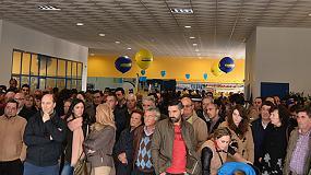 Foto de Inauguración de las nuevas instalaciones de Agrícola El Prado en Plasencia