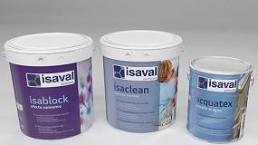 Fotografia de Isaval certifica que sus pinturas son saludables para uso en mobiliario y estancias infantiles