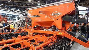 Foto de Kuhn presenta ESPRO, la nueva sembradora de mínimo laboreo