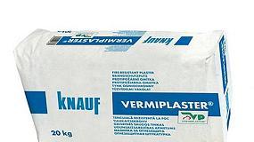 Foto de Knauf ha desarrollado una completa gama de productos para la protección pasiva contra el fuego
