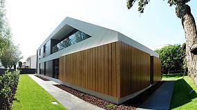 Foto de Lunawood, madera de pino y abeto termotratada