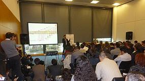 Foto de Gran acogida en Genera de la jornada A3e sobre 'Sistemas de Gestión Energética y Monitorización'
